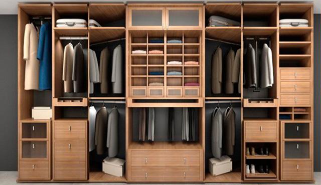 О разновидностях шкафов-купе.